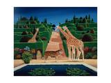 Animal Garden  1980