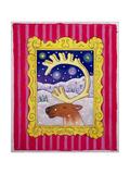 Christmas Antlers  1996
