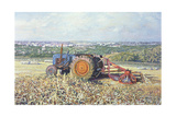 Harvesting Tractor  1995