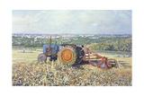 Harvesting Tractor  1995