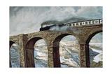 Arten Gill Viaduct (Detail)