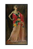 Portrait of Ethel Jacobs of Baltimore  1927