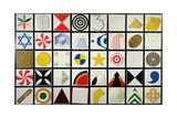 Casellario 40 Elementi  1974
