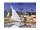 Egypt Blue