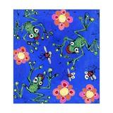 Frog Wallpaper  2008