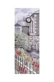 The Institute Clock  Caton  Lancashire  2009