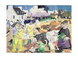 Breton Idyll  1989