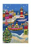 Seaside Santa