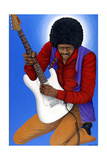 Jimi Hendrix (1942-70)