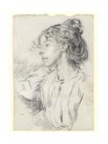 Portrait of Ursula Tyrwhitt  C1897