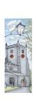 St Oswald's Church Clock  Warton  Lancashire  2009