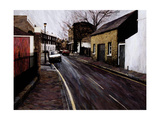 Circus Street (Next to the Cheeseboard)  2000