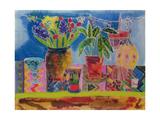 Artist's Sideboard  2006