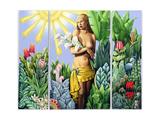 Eden (Triptych) 2006