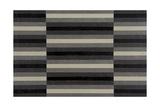Striped Triptych No4  2003