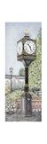 Millennium Clock  Silverdale  Lancashire  2008