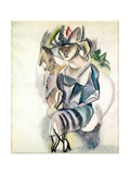 Seated Woman  1917