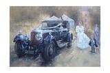 Bentley and Bride