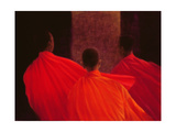 Four Monks