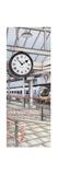 Carnforth Railway Station Clock  Lancashire  2008