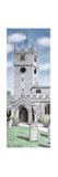 St Michael and All Angels Church Clock  Beetham  Cumbria  2009
