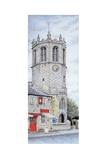 St Margaret's Church Clock  Hornby  Lancashire  2009