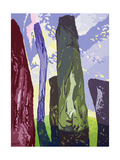 Standing Stones  Callanish  2003