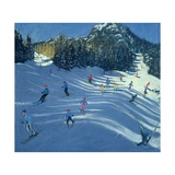 Two Ski-Slopes  2004