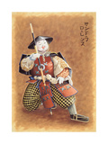 Samurai Doll  1997