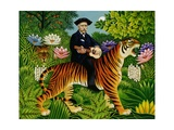 Henri Rousseau's Dream  1997