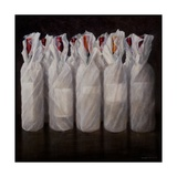 Wrapped Wine Bottles  2010