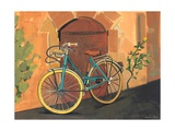 Rose and Bicycle  1995