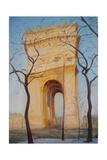 Arc De Triomphe  2010