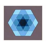 Overlaying Hexagons  2009