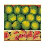 Green Oranges and Peaches  1999