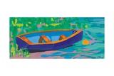 Blue Boat  2009