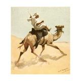 An Arab Postman