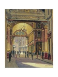 Leadenhall Market - the Crossroads