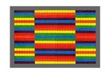 Striped Triptych  2009