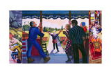 Triptych of the Prodigal Son's Return  2005