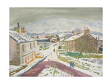 Barbon in the Snow  1952