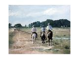 On Horseback  2010