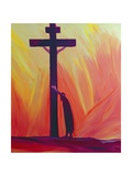 In Our Sufferings We Can Lean on the Cross by Trusting in Christ's Love  1993