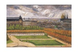 View of the Tuileries  1995