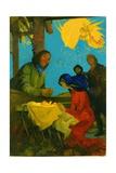 Nativity Scene  1973