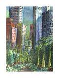 High Rise  Hong Kong  1997
