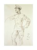 Portrait of Aircraftman TE Shaw  1935