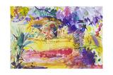 Gauguin's Garden  2011