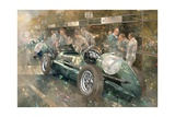R Parnell's Maserati