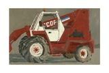 Tracteur  Canville  2007